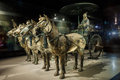 The World S Most Famous Terra Cotta Warriors Bronze Chariot,in Xi  An, China Stock Image - 64556791