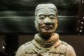 The World S Most Famous Statue Of The Terra Cotta Warriors,in Xi  An, China Stock Photo - 64556860