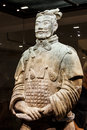 The World S Most Famous Statue Of The Terra Cotta Warriors,in Xi  An, China Stock Images - 64556974