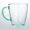 Empty Glass Cup Stock Image - 64602901