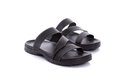 Leather Sandal Stock Photos - 64607053
