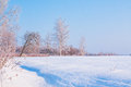 Winter Landscape Stock Image - 64616121