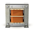 Electric Shell Transformer Royalty Free Stock Photo - 64662085
