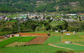 Agriculture Area, Dalat, Vietnam, Field, Vegetable Farm Royalty Free Stock Images - 64692929