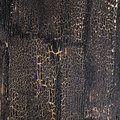 Cracks  On Black Background, Painted Wooden Surface Royalty Free Stock Photo - 64699255