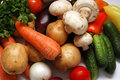 Fresh Vegetables Royalty Free Stock Image - 6476796