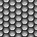 Abstract Metal Seamless Pattern Royalty Free Stock Photo - 64720745