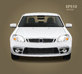 Car Front View Stock Photography - 64753092
