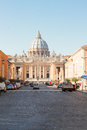 St. Peter S Cathedral  In Rome, Italy Stock Photos - 64769333