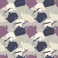 Stylish Seamless Pattern With Retro Teapots Stock Photography - 64780312