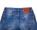 Blue Jeans Pocket Royalty Free Stock Photo - 64787455