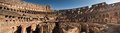 Colosseum In Rome, Italy,panorama Photo Royalty Free Stock Photo - 64851525