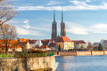 Wroclaw. Cathedral Of St. John Stock Image - 64880021