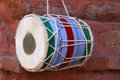 Musical Instrument Dhol Stock Photography - 64882002