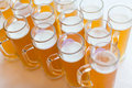 Glasses Of Beer Stock Photo - 64897830