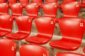 Red Chairs Royalty Free Stock Photography - 6499837
