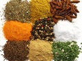 Spices Royalty Free Stock Image - 658756