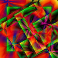 Psychedelic Implosions Royalty Free Stock Photos - 6514658
