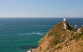 Nugget Point Lighthouse Stock Image - 65149331