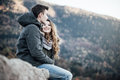 Winter Dating Royalty Free Stock Photos - 65169158