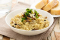 Risotto Ai Funghi Royalty Free Stock Image - 65204386