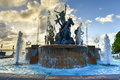 Raices Fountain In Old San Juan Royalty Free Stock Images - 65207129
