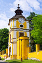 Old Tower In Spisske Podhradie Town - Slovakia Stock Images - 65219484