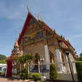 Buddhist Temple Royalty Free Stock Photo - 65225605