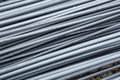 Steel Rods Or Bars Stock Photography - 65297342