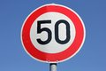 Speed Limit  Royalty Free Stock Image - 65326706