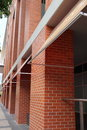 Brick Building Facade Royalty Free Stock Images - 65331679