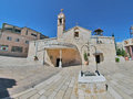 Greek Orthodox Church Of The Annunciation, Nazareth Stock Photography - 65349732