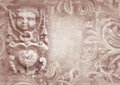 Architectural Details. Fragment Of Ornate Relief. Royalty Free Stock Photos - 65350328