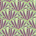Agave Succulent Desert Seamless Pattern Stock Photography - 65387362