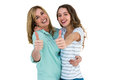 Happy Mother And Daughter Smiling Stock Photo - 65390510