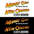 New Orleans Mardi Gras Adventure Royalty Free Stock Photography - 65435787