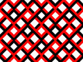 Seamless Geometric Black And Red Pattern Stock Images - 65463054