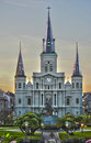 Jackson Square, New Orleans, LA Royalty Free Stock Photography - 65483737