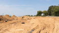 Construction Site In The Moscow Region Stock Photos - 65497213