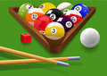 Billiard Royalty Free Stock Image - 6551116