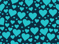 Seamless Pattern With Hearts. Valentine S Day. Textile Illustrat Stock Images - 65507094