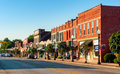 Bedford Main Drag Royalty Free Stock Photography - 65517407