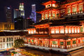 Chinese Temple In Singapore Chinatown Stock Photo - 65535810