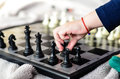 Chess Game Stock Images - 65558204
