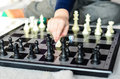 Chess Game Royalty Free Stock Photo - 65558235