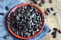 Sunflower Seeds Royalty Free Stock Image - 65585206
