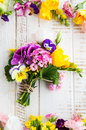 Bunch Of Flowers Stock Photos - 65600053