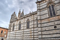 Side View Of Siena Cathedral Royalty Free Stock Image - 65652826