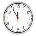 5 To 12 Clock Stock Image - 65687181