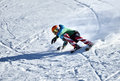 Tina Sutton Memorial - Slalom Ski Competition Stock Images - 65694434